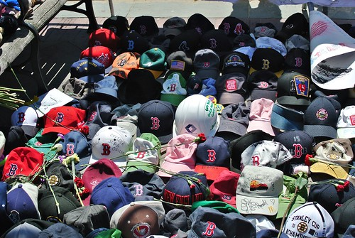 A sea of hats