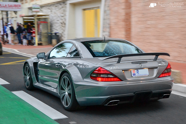 Mercedes SL 65 AMG Black Series (R 230)