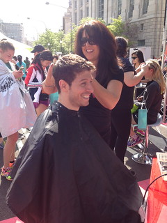 finish line paul mitchell haircut