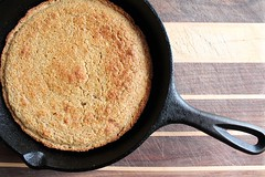 skillet corn bread 1