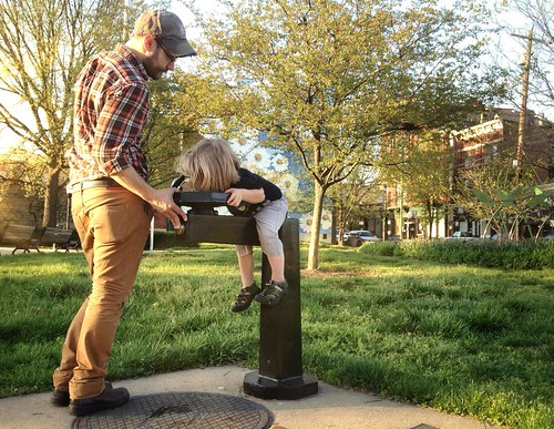 how to use a drinking fountain