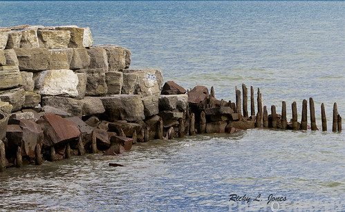 Kenosha Lakefront by Ricky L. Jones Photography