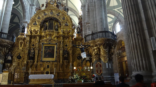 Mexico City ~ Cathedral