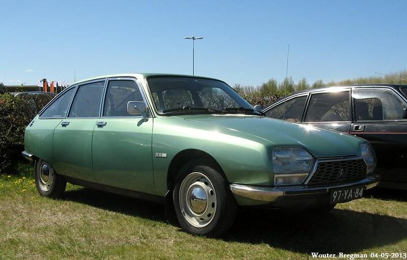 Citro 235 N Gs Club Berline C Matic 1974