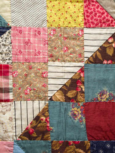 Rectangular Patchwork Piecing