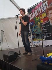 Thomas Schwani - textstrom goes Stadtfest