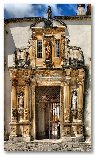 Porta Férrea da Universidade de Coimbra by VRfoto