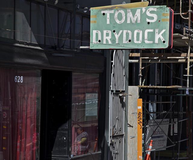 Tom's Drydock