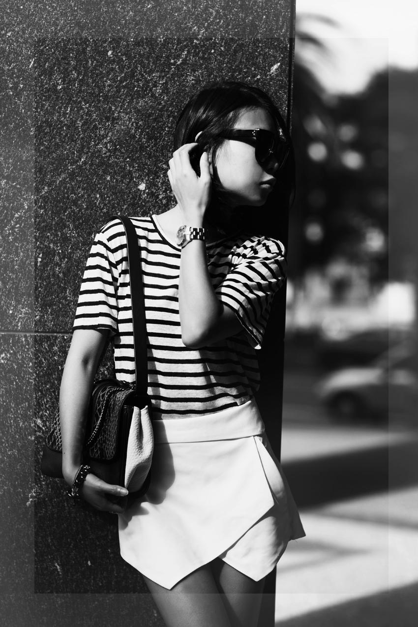 Zara Mini Skort