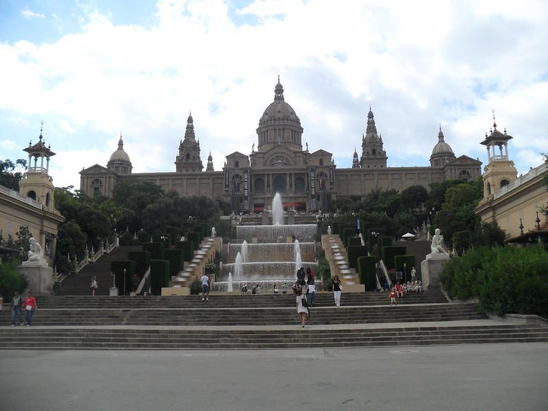 2011.07.27.040 - BARCELONA - Parque de Montjuic - Palacio Nacional