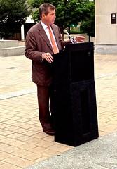 Nashville Mayor Karl Dean
