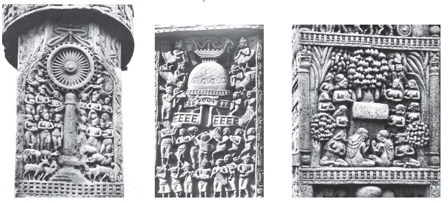 NCERT Class XII History Part 1 Theme 4 - Thinkers, Beliefs And Buildings