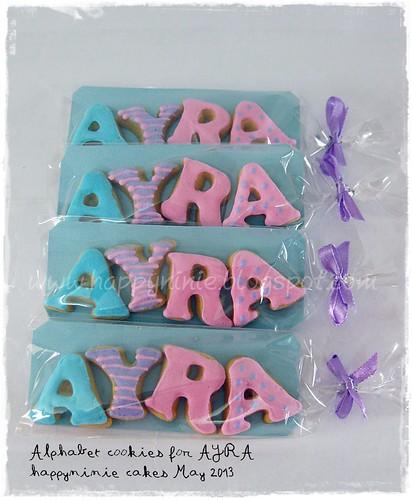 cookies AYRA