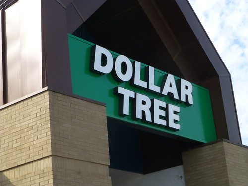 Dollar Tree in Mansfield, Ohio