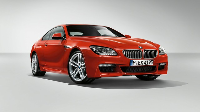 BMW 6 Series Coupe - M Sport Edition