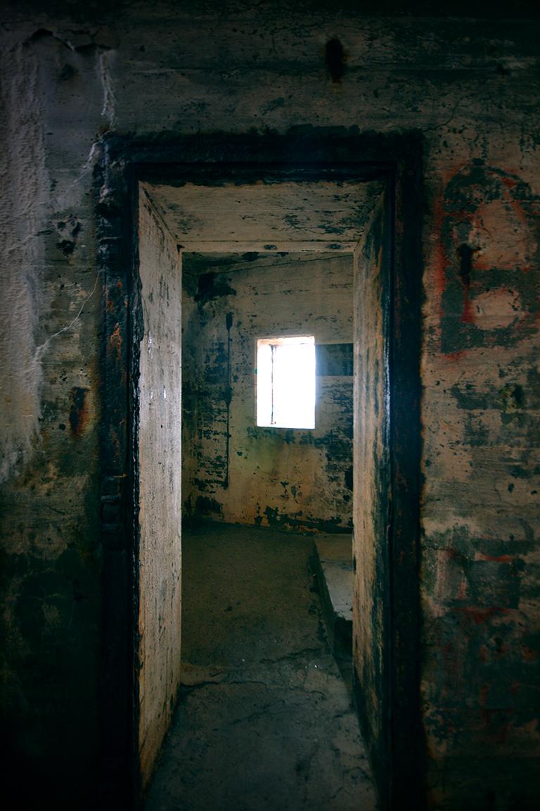 St. John's, Cape Spear. WWII Bunker
