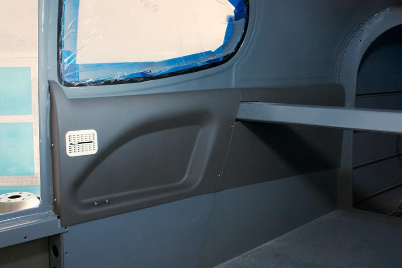Right Rear Interior Panels