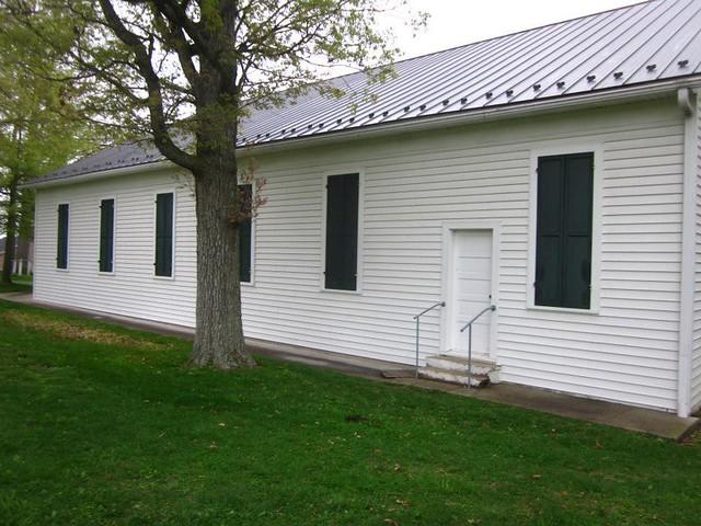 schools VA Aroda Oak Grove Mennonite School
