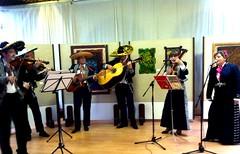 Inauguración de las Jornadas de la Cultura mexicana en Eslovaquia.