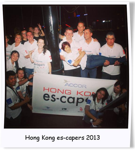 Hong Kong es-capers