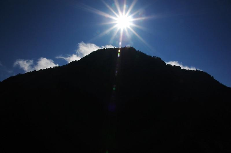 新康山(From 西側小山頭)