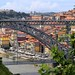 Cross the Douro River via the Ponte Dom Luís I bridge