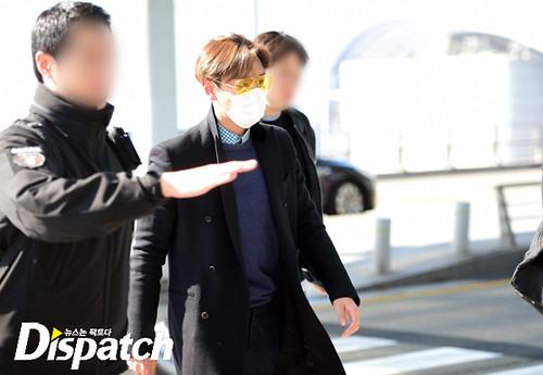 TOP - Incheon Airport - 13mar2015 - Dispatch - 05