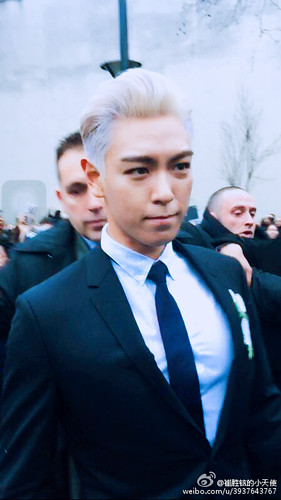 TOP - Dior Homme Fashion Show - 23jan2016 - 3937643767 - 01