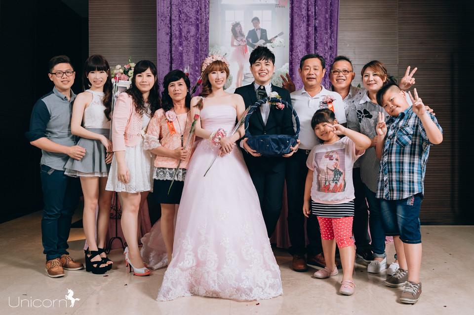《婚攝》璟翰 & 家雯 / 女兒紅婚宴會館
