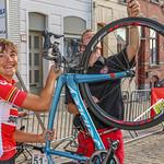 Lotto-Soudal-renster Lieselot Decroix