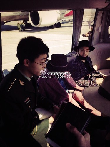 Big Bang - Harbin Airport - 21mar2015 - 葱葱葱葱葱根儿 - 06