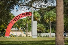 Childs Park St. Petersburg Florida