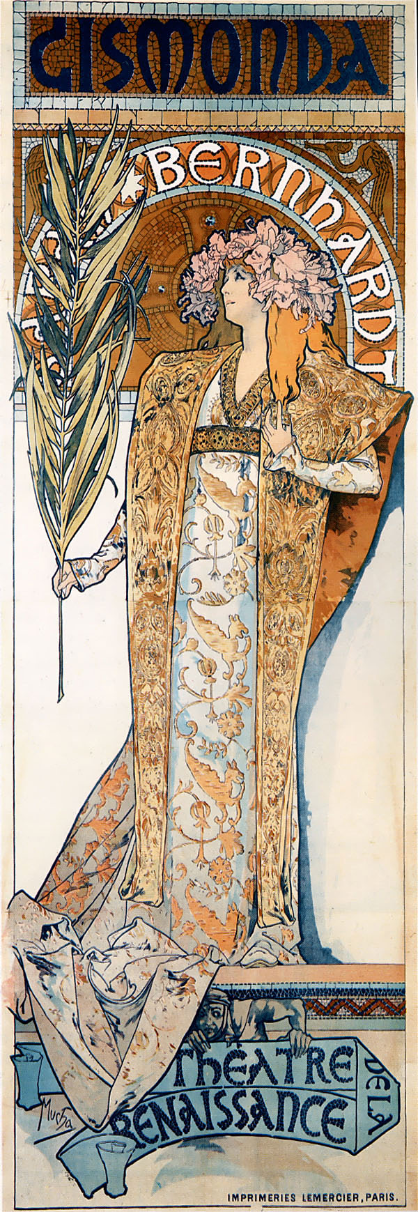 Mucha Do About Art Nouveau 5 Minute History