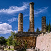 Delphi, Apollo Temple