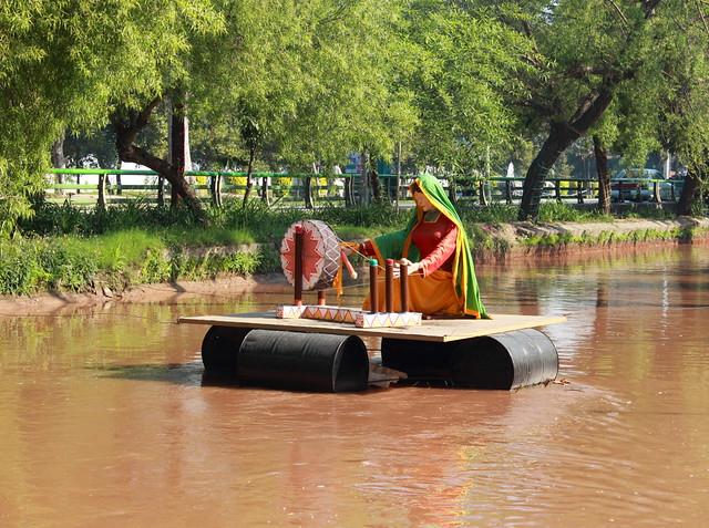 LAHORE CANAL DECORATION JASHAN E BAHARA