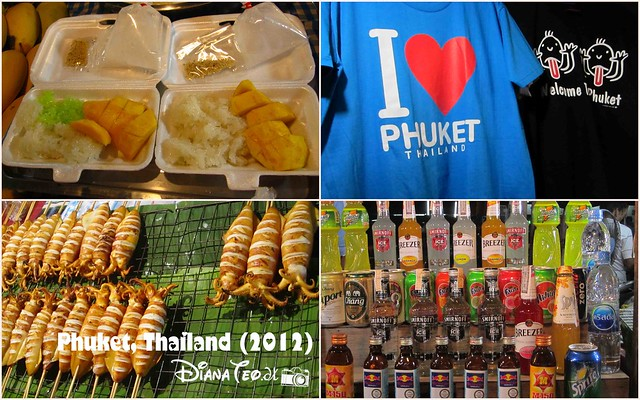 4D3N Day 3 - Phuket Weekend Night Market