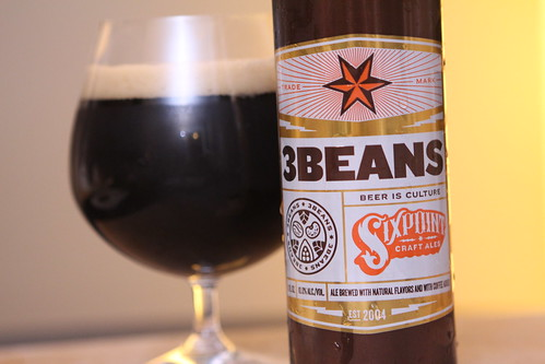 Sixpoint Brewery 3Beans