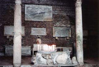 Catacombs Of Saint Domitilla