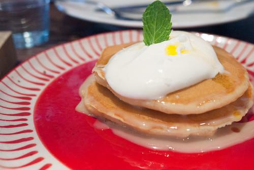 Pancakes @ Ox & Angela