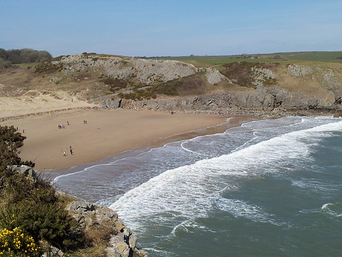 Broadhaven to Stackpole - 20