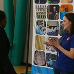 Washington Aqueduct employees visit Wilson High School for STEM Expo