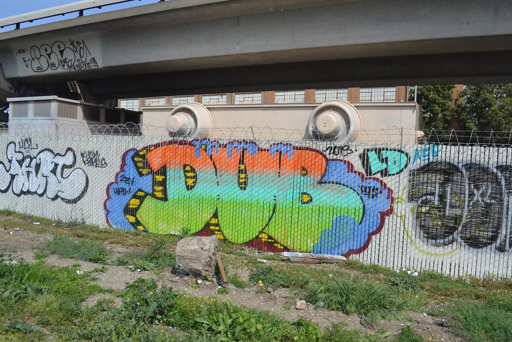 DUB, LD, Oakland, Street Art, Graffiti