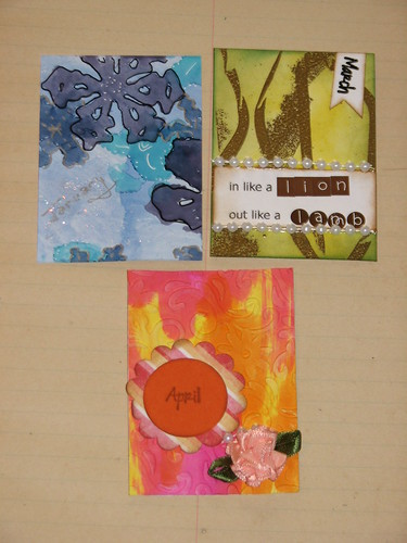 Ink Stains March Charm n ATC Swap 019