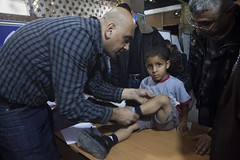 Physicians for Human Rights-Israel Medical Delegation to Gaza March 14- 15, 2013