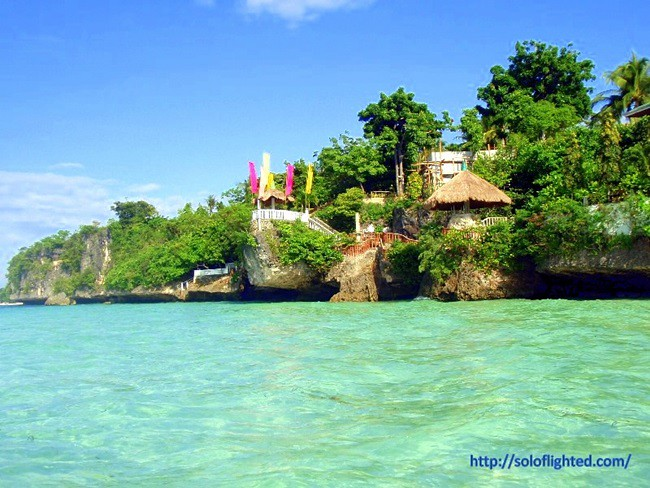 santiago beach resort camotes