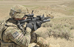 Coalition helps Afghan police secure high ground [Image 8 of 23]