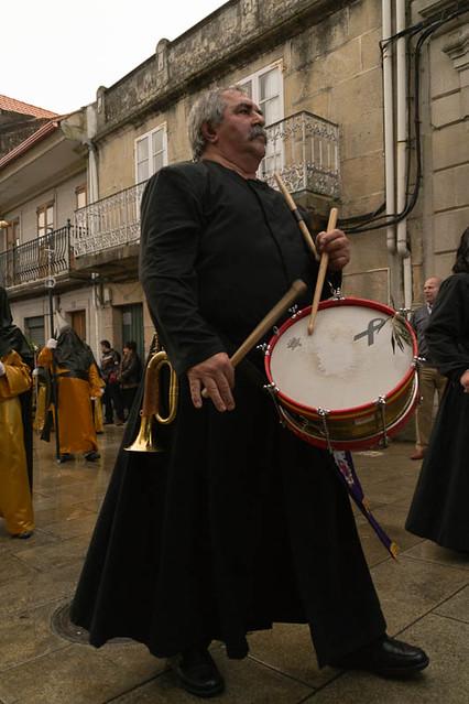 Semana Santa en Cangas 2012