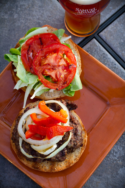 Brie Burgers