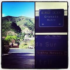 Road to championship #snowborras #winterskiride #sierranevada