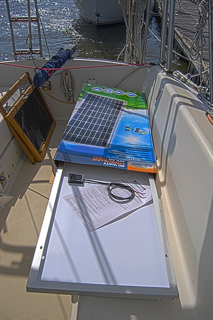 The New Replacement Solar Panel